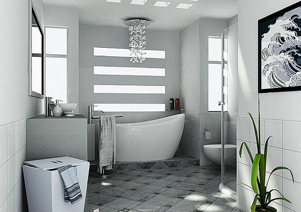 Consejos para tener un baño limpio y ordenado