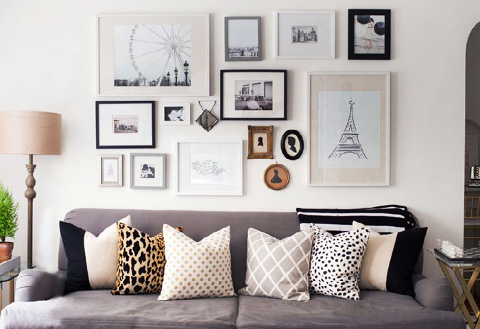 SIMPLE STEPS TO A GORGEOUS GALLERY WALL