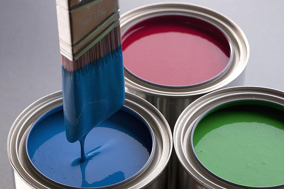 The one mistake you make when choosing a paint color