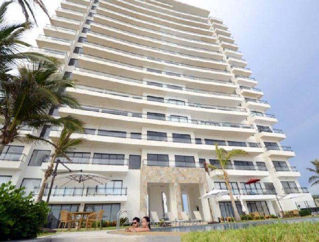 Pearl Tower Condominio de Playa - PEARL TOWER PENTHOUSE LATERAL -RPV1396E-28